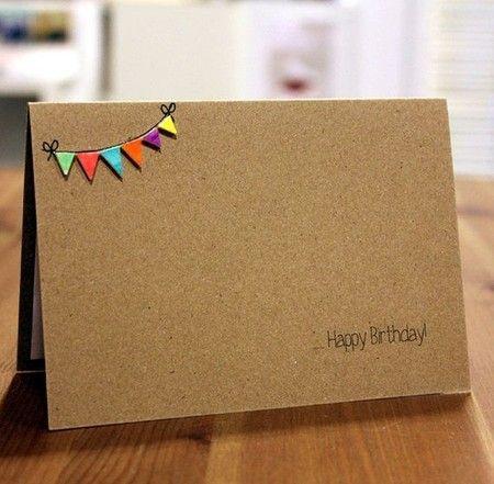 Виды картона для открыток, торт