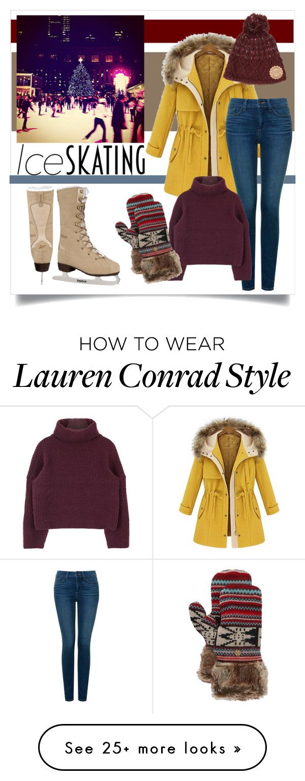 """""""Untitled #200"""" by tellmeverything on Polyvore featuring Lauren Conrad, NYDJ, Reebok and Billabong"""