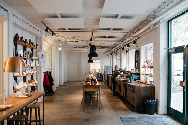 Coffee Collective HQ, Copenhagen