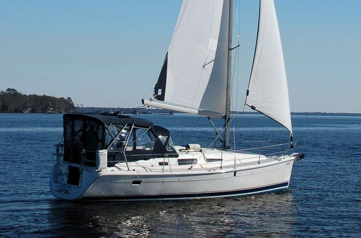 Hunter 33 sailboat for sale