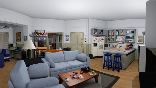 Explore Seinfeld's Apartment, With Shockingly Detailed Virtual Reality App