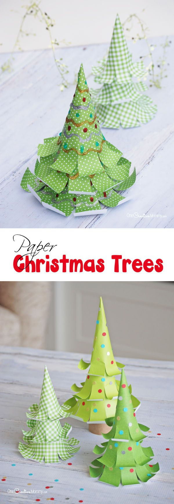 103 best images about winter crafts diys for adults on for Christmas paper crafts for adults