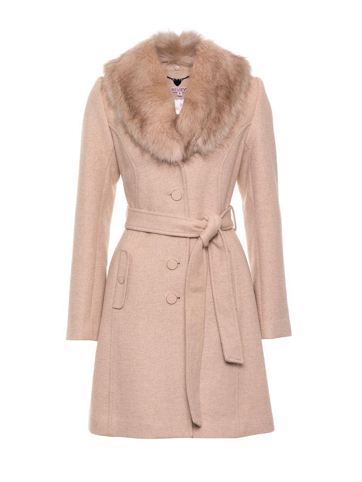 Tawny Coat | Camel | Coat