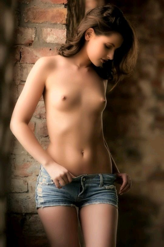 Hot Nude Sexy Woman
