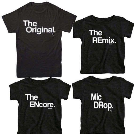 Original Shirt  Original t-shirt  Matching Family t-shirts