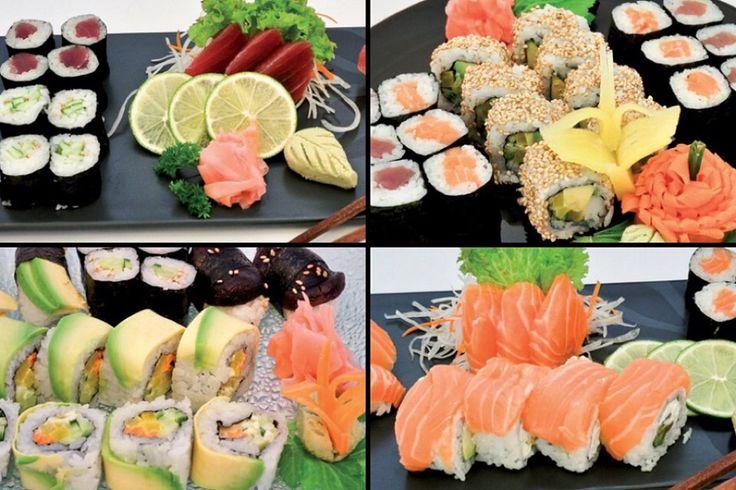 Sushi všeho druhu a chutí. A které byste si vybrali Vy? Napište nám do komentářů,  děkujeme.Vaše Saiko Cuisine :) #pytloun #liberec #restaurant #saikocuisine #asiancuisine #sushi #salmon #rise #mixofsushi #timeforlunch #delicious #tasty #designhotel
