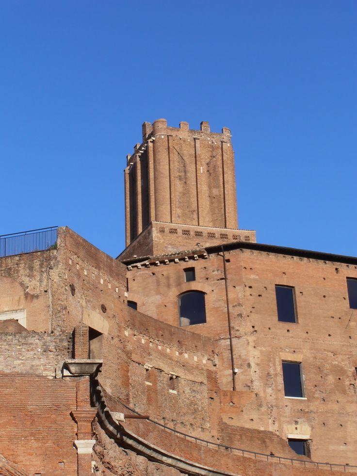 Torre delle Milizie - Via Nazionale