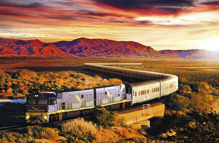 World's best train journeys #Rail