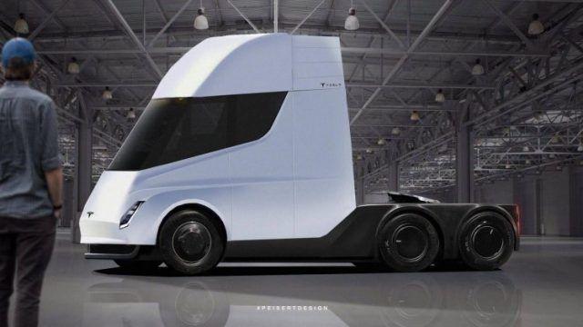 La compañía de mensajería UPS ha reservado a la firma estadounidense Tesla 125 unidades de su camión eléctrico, el Semi, con 800 kilómetros de autonomía y capacidad de carga de más de 36.000 kg, según informó la empresa. La información en nuestro Blog:  http://cabofuels.com.mx/blog/ups-comprara-camiones-electricos-de-tesla/
