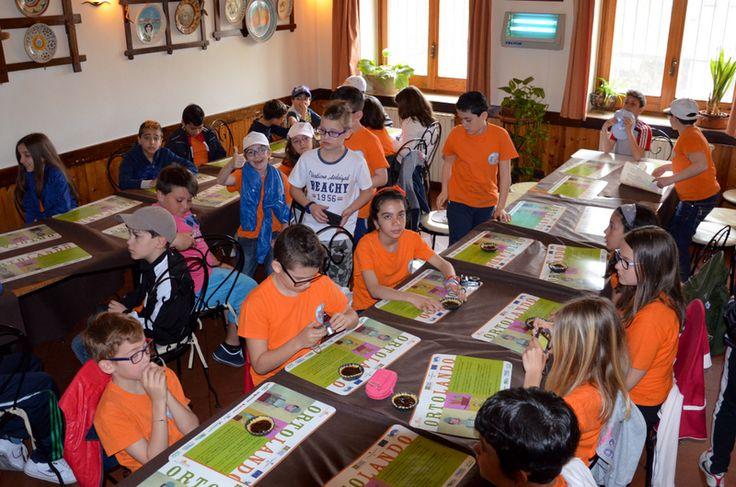 #Tourism #EducationalTourism #Workshop: Tarts presentation by children