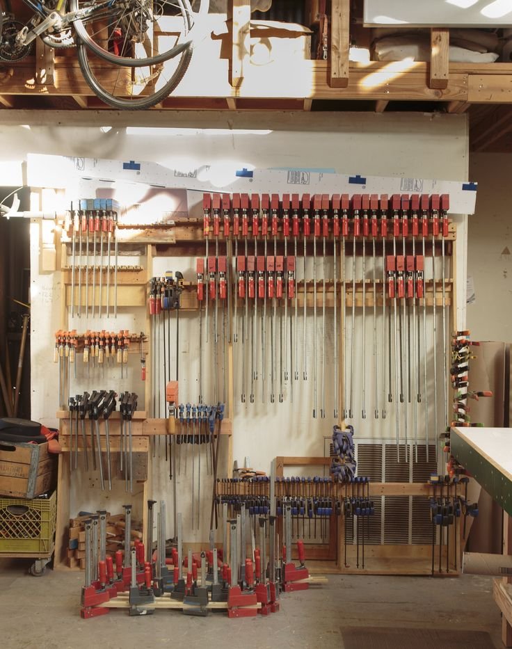 Learn how to setup your workshop with these expert tips from Nick Offerman!