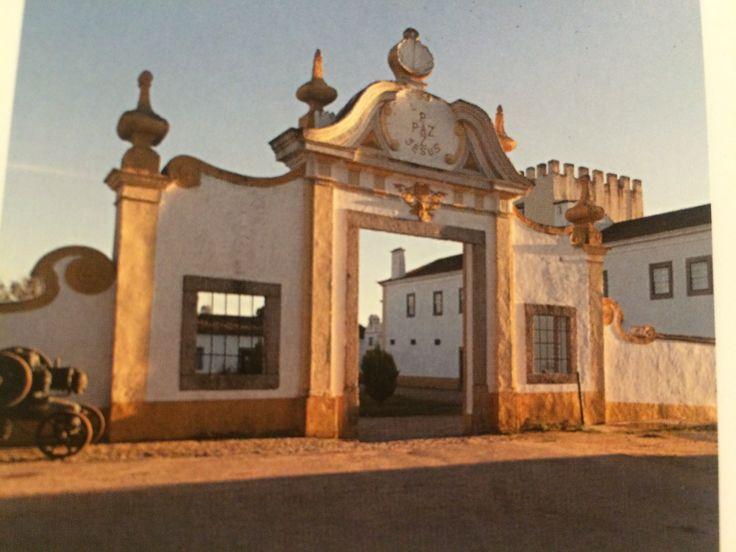 Quinta da Amoreira da Torre, Montemor-o-novo