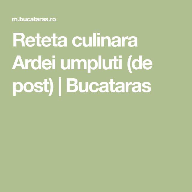 Reteta culinara Ardei umpluti (de post) | Bucataras