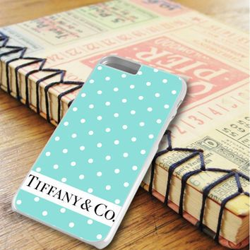 Blue Mint Polkadot Tiffany Co iPhone 6 Plus | iPhone 6S Plus Case
