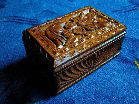 Trinket box, gift box, jewelry box, jewelry case, jewel box,  jewelry storage organizer, jewelry case, gift, #woodenbox, #homedecor @Ethnic_fantasy