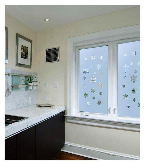 Kar taneleri frost cam sticker.. Ürün adresi : http://www.artikeldeko.com.tr/fb-018-frost-sticker-60x120-cm-1085  #dekor #dekorasyon #dekoratif #artikeldeko #kar #snow #kış #winter #frost #sticker #froststicker #camsticker
