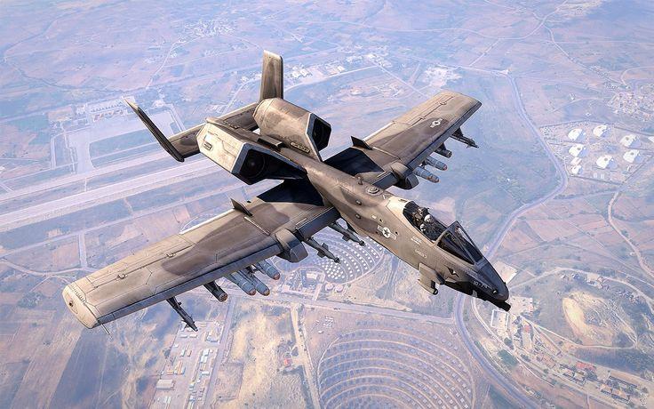 A-10 Warthog - future ?