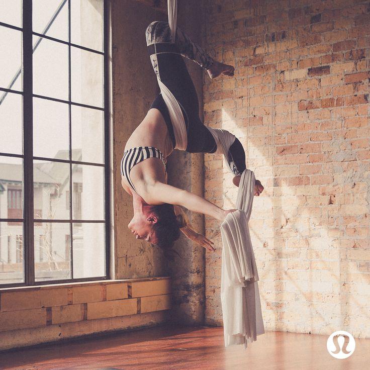anti-gravity yoga ॐ