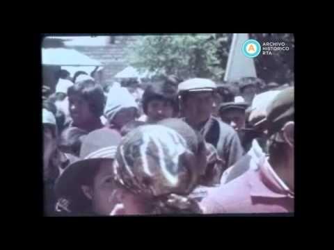 """""""Repatriación"""" de inmigrantes bolivianos, 1978"""