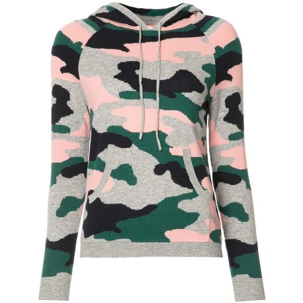 Chinti and Parker Camouflage Hoodie ($475) ❤ liked on Polyvore featuring tops, hoodies, kirna zabete, kzloves, the winter edit, hooded sweatshirt, camouflage hoodies, hooded pullover, camo hoodies and camouflage hooded sweatshirt