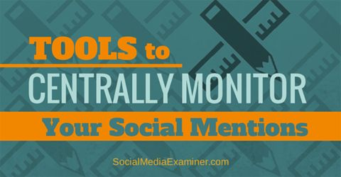 Find how out to easily track mentions across the web for your #smallbusiness. www.SavvyDigitalMedia.com
