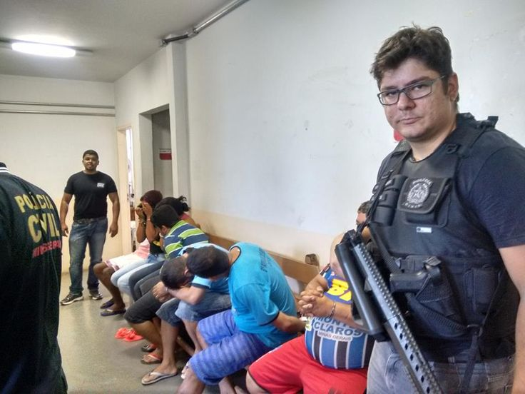 """ALEXANDRE GUERREIRO: Operação """"UNIDOS DO CÁRCERE"""" da Polícia Civil de M..."""