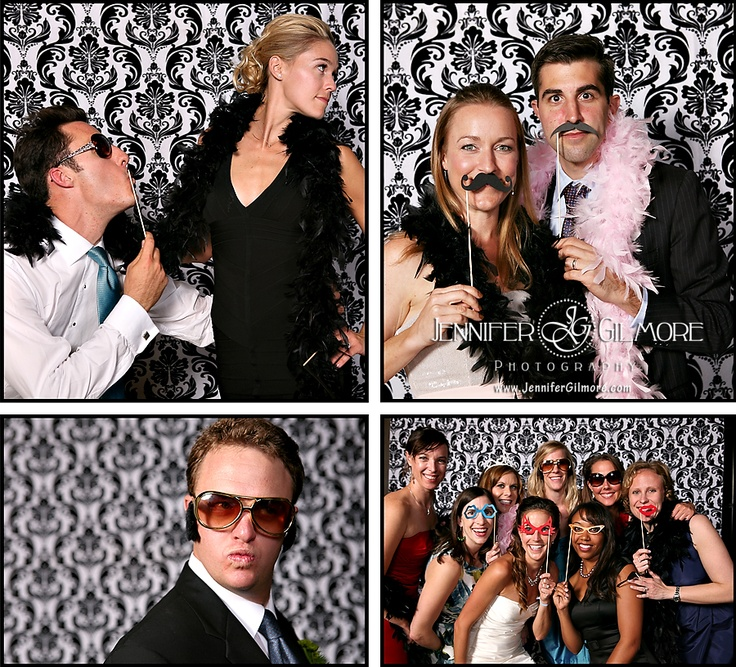 Big Canyon Country Club Wedding Reception Photobooth Studio Booth Golf Course Details