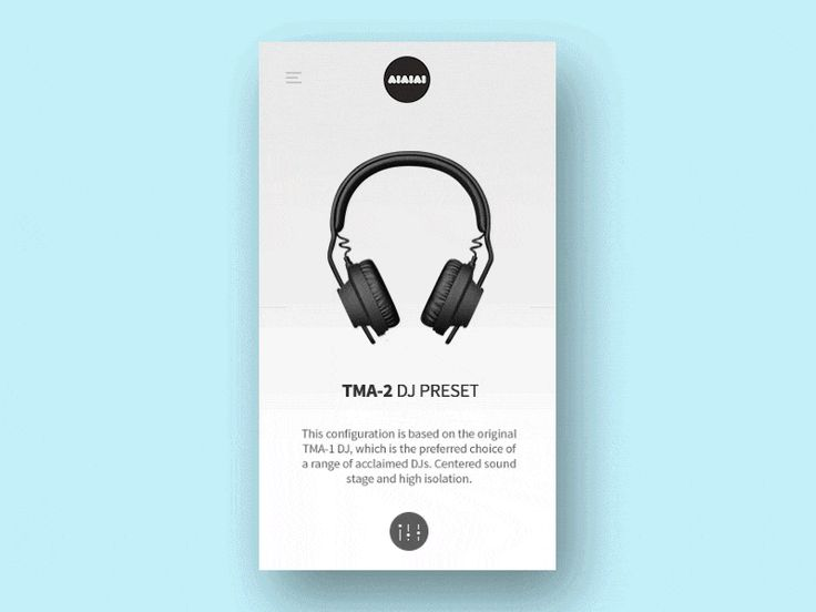 I just love AIAIAI headphones! Made with love in Principle.
