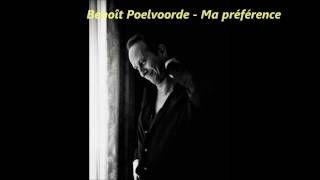 Benoît Poelvoorde - Ma préference