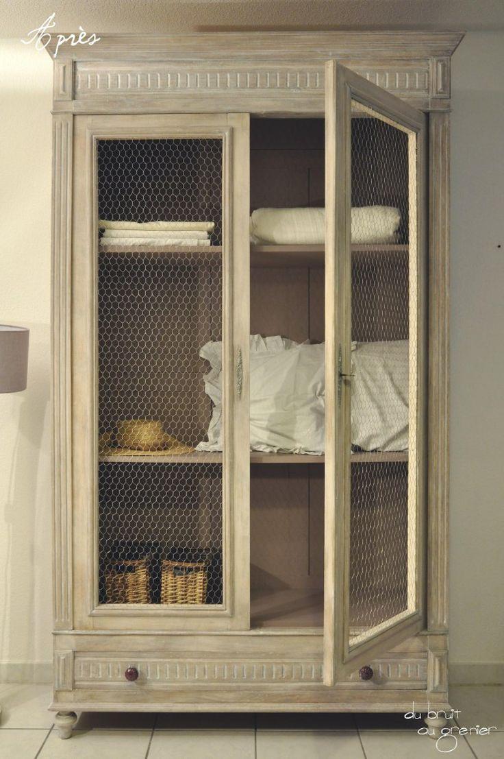 les 13 meilleures images du tableau mes cr ations sur pinterest bruit meuble et relooker. Black Bedroom Furniture Sets. Home Design Ideas