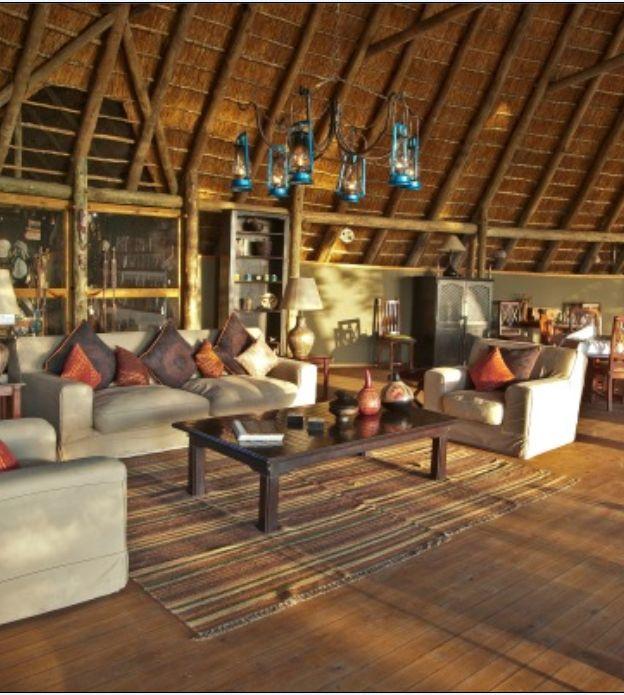 Pom Pom Camp, Botswana Accommodation, Okavango Delta   http://underonebotswanasky.com/camps/pom-pom-camp.php