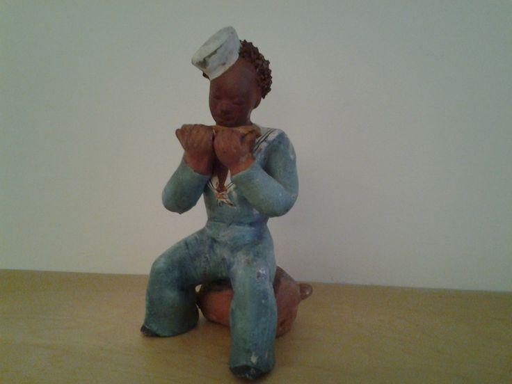 Sailor-ceramics-unknow artist