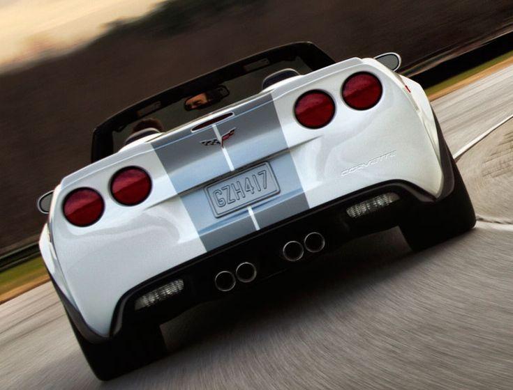 2013 Corvette 427 Convertible Collector Edition