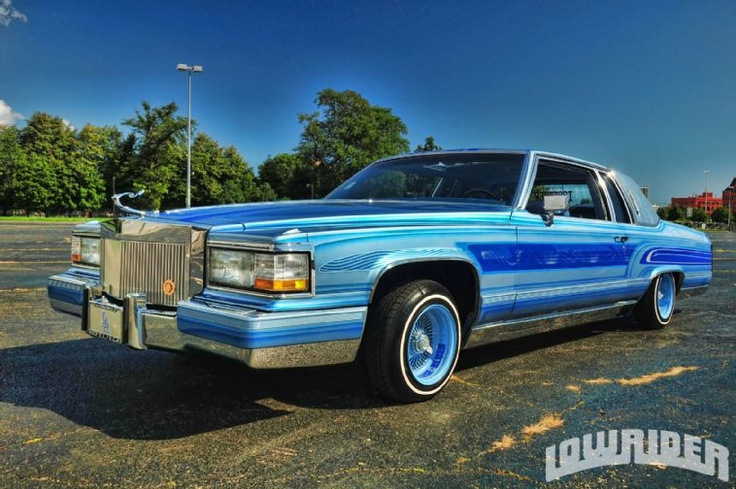 You talkin about ridin' clean!!!!! 83' Cadillac Fleetwood