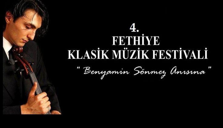 4. Fethiye Klasik Müzik Festivali Başlıyor - Edebiyat Haber Portalı