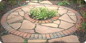 How to use Polymeric Sand in brick and flagstone Joints