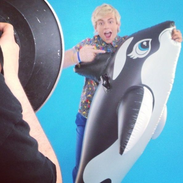 Nice Ross Lynch Photo Shoot With Just Jared Jr. June 4, 2013