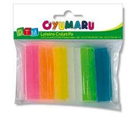 Pâte oyumaru à acheter en pack ici : https://creapause.fr/261-oyumaru-moulage-et-modelage