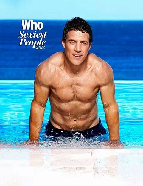 Steve Peacocke as Darryl 'Brax' Braxton from Home and Away