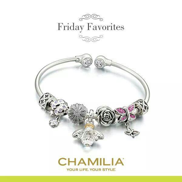 Chamilia Pandora Jewelry Design Ideas Pinterest
