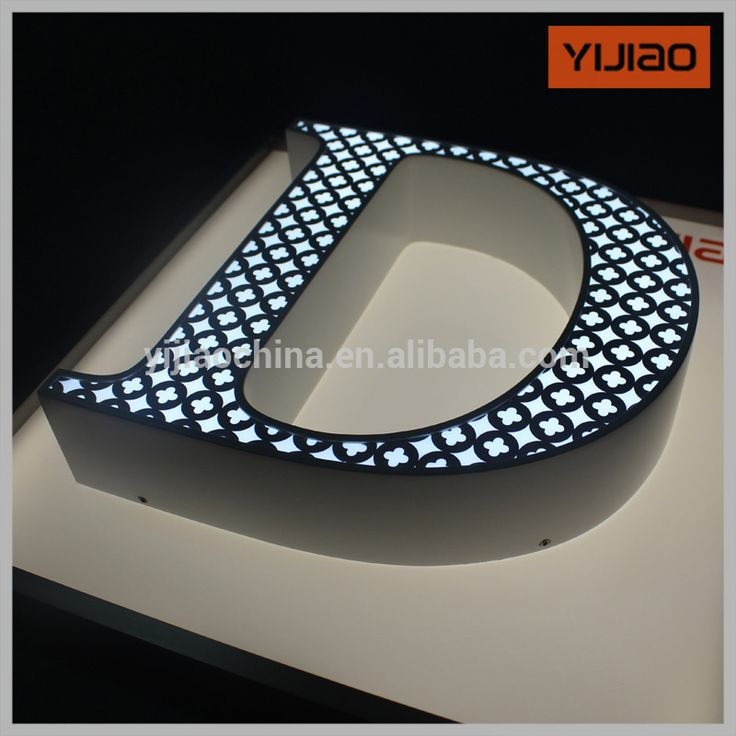sample letter to attorney%0A Source frontlit led channel letter signs on m alibaba com
