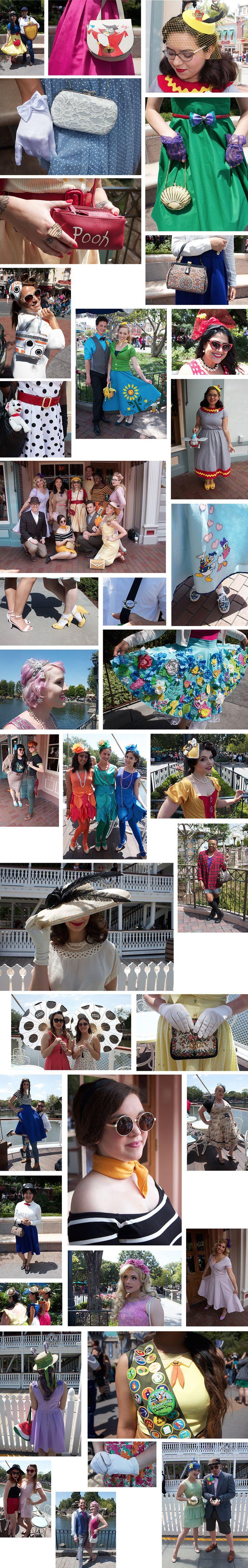 Bing Bong and Joy Dapper Day Disney bounding  Street Style Dapper Day part 2
