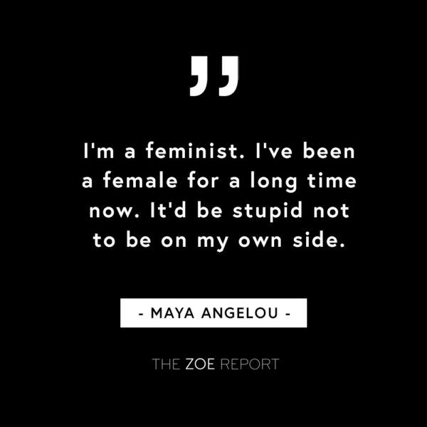 12 quotes from famous feminists that will reinvigorate your own dedication to the cause. Share your favorite with #WomensEqualityDay to join the movement.