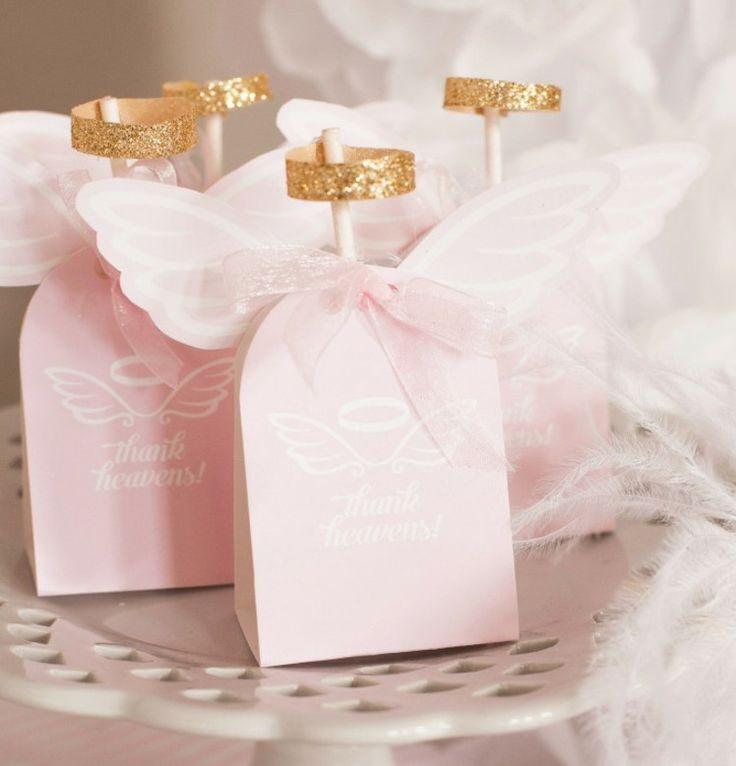 Give Aways für Baby-Geburtstagsparty für Mädchen