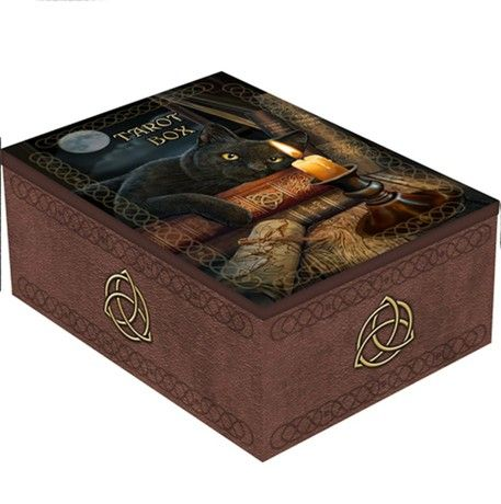Lisa parker Tarot Box The Witching Hour | Lisa Parker cat Box | Lisa Parker Tarot Box
