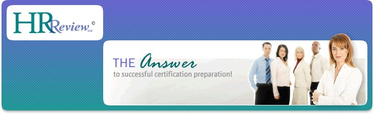 PHR/SPHR: Professional in Human Resources Certification ...