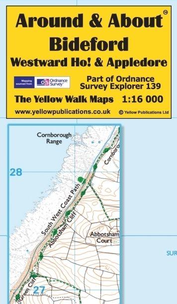 Bideford, Westward Ho! & Appledore - cover