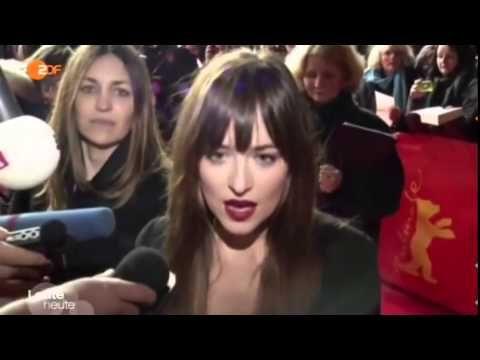 Jamie Dornan and Dakota Johnson on Leute Heute (ZDF) (Feb.12,2015) [Berlinale Special]: http://youtu.be/rgUiUYrXx6k?a  über @YouTube
