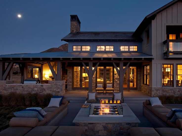 35 Best Images About Back Porch Designs On Pinterest | Fire Pits