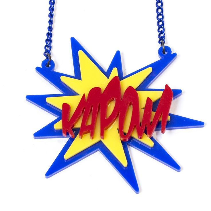 Kapow! Necklace